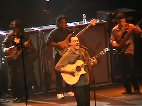 Dave Matthews Band - #41 w/ The Flecktones - 4/20/02 - Ottaw