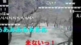 いそがしい人のための粉雪(ニコ動コメ付き thumbnail
