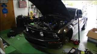 Kenne Bell Stage 2 Supercharger 2009 Mustang GT Installation
