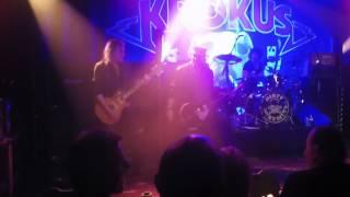 KROKUS-Go Baby go- LIVE @ KOFMEHL SOLOTHURN 11.05.2013