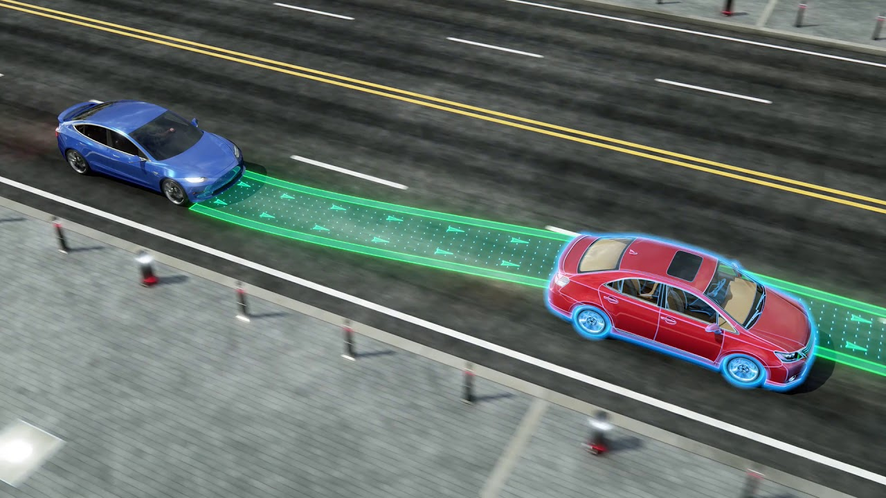Making Travel Safer by Getting Vehicles to Communicate