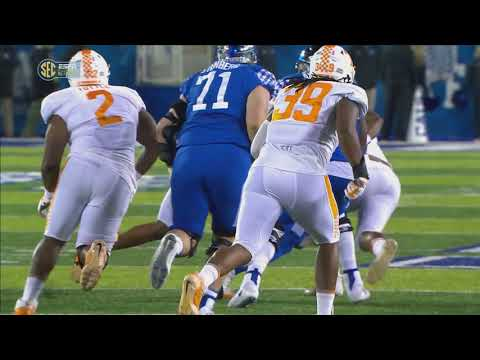 HIGHLIGHTS: Tennessee vs. Kentucky (10.28.17)