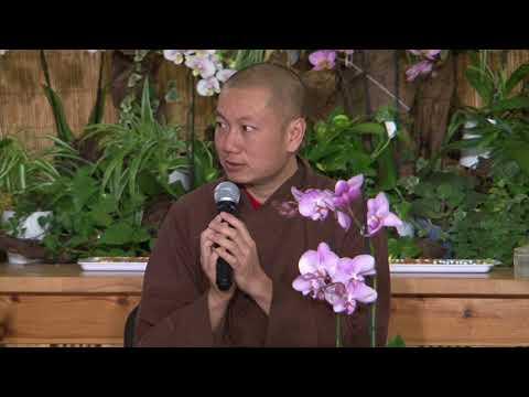 Q&A Part 1,  2017.12.10 Br Pháp Ứng, Pháp Khởi, Sr Từ Nghiêm, Thăng Nghiêm