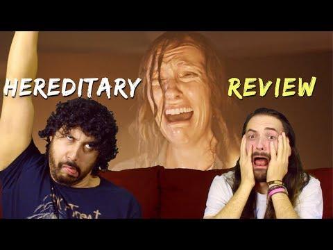 HEREDITARY – MOVIE REVIEW!!! (non spoiler)