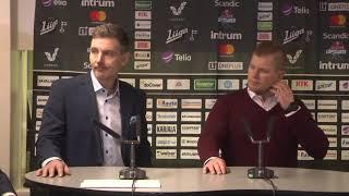 15.2.2019 Lehdistötilaisuus SaiPa-Sport