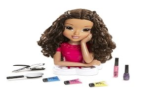 Giochi Preziosi - Moxie Girlz - Tête à Coiffer - Magic Hair - Avery - 1495