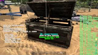 Ark Survival Evolved - Auto Irrigation Water Tank - farming/irrigation