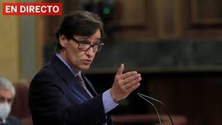 DIRECTO #CORONAVIRUS   La PRÓRROGA del ESTADO DE ALARMA, a DEBATE en el Congreso