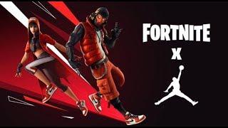 *NEW* Fortnite Nike/Jordan Skin BUNDLE! New LTM And More!