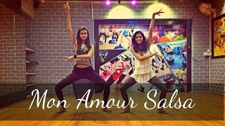 Mon Amour Song (Video) | Kaabil | Hrithik Roshan | Dance Choreography | Salsa 2017