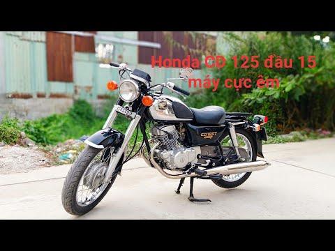 0932799192 có zalo. Honda CD 125 đầu 15 xe đẹp keng máy cực êm