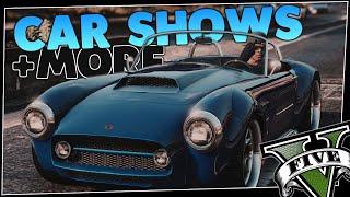 GTA 5 ONLINE | CAR CUSTOMIZATION, MAKING MONEY & MORE