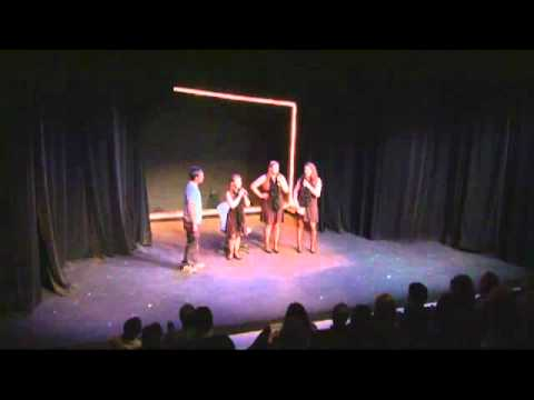 """Opening Number""-- Glamorous Law School: The Musical"