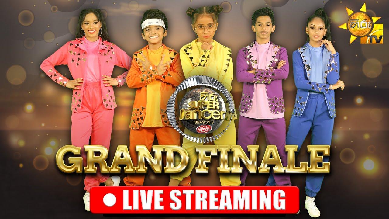Download Hiru Super Dancer Season 3 - GRAND FINALE LIVE | 2021-09-25