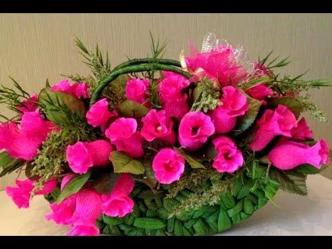 Как преподнести цветы маме