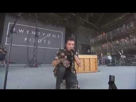Twenty One Pilots - Lane Boy (Live In Bonnaroo 2015)