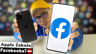 Apple Zakaże Facebooka na iPhone'ach? ⛔️