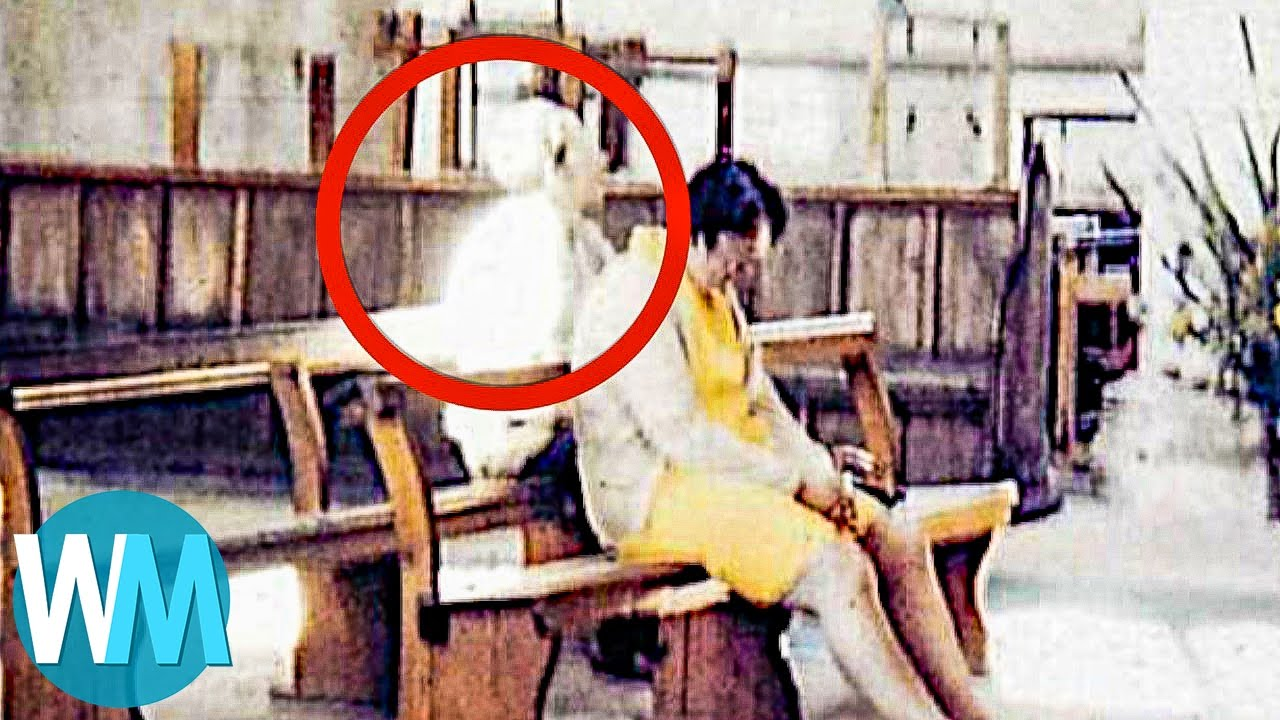 10 REAL Photos That Cannot Be Explained