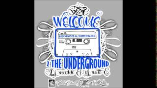 Welcome 2 The Underground / Blaze One 2014 / Thc Records