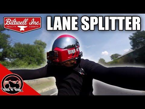 Biltwell Lane Splitter First Impressions Review