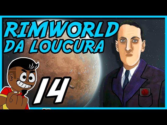 LUA DE SANGUE #014 - Rimworld PT BR - Tonny Gamer
