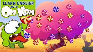 Plant A Tree With Om Nom | Candy Bean Tree | Educational Kids Cartoons | Om Nom