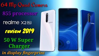 Realme X2 pro Review 2019 ! 64 Mp Camera ! 855 Processor ! 50W Fast Charger ! রিয়েল মি X2 প্রো