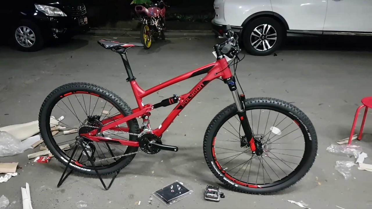 Sepeda Polygon Siskiu D5 Terbaru YouTube