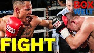 Hector Hernandez vs Borislav Gligoric - 6 rounds middleweight - 10.02.2018 - LEO's Boxgym, München