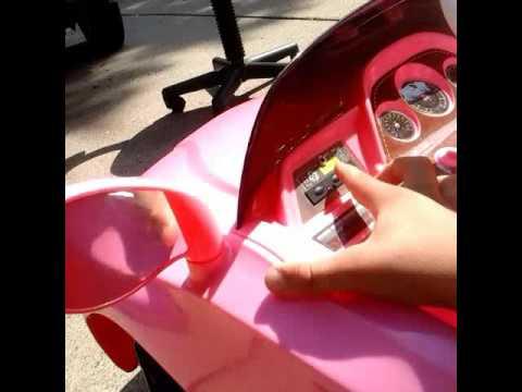 baby car but real radio