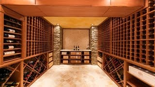 Wine Cellar Design - In Old Tappan, New Jersey