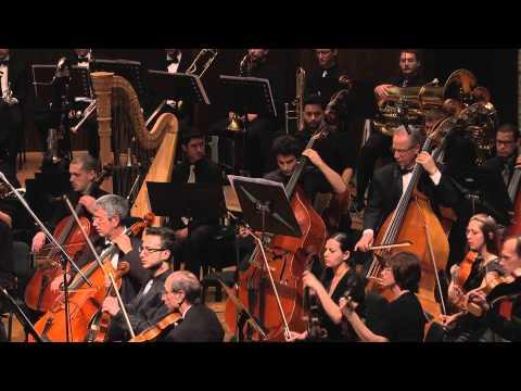 """Gustav Mahler: 1st Symphony """"Titan"""", Jerusalem Academy & JSO , Frédéric Chaslin"""