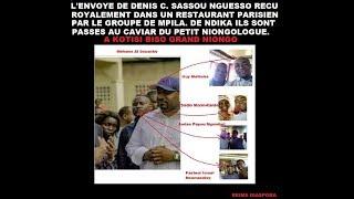 TRAHISON AU SEIN DE LA DIASPORA CONGOLAISE: GOUVERNEMENT DE GUERRE CONTRE QUI ET POURQUOI FAIRE?