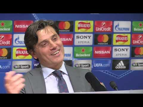 Montella revels in 'historic' Sevilla victory