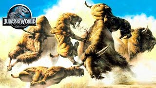 На Арене кайнозойские Млекопитающие Jurassic World The Game прохождение на русском