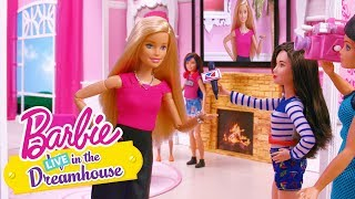 Gone Glitter Gone Part 1 | Barbie LIVE! In the Dreamhouse | Barbie