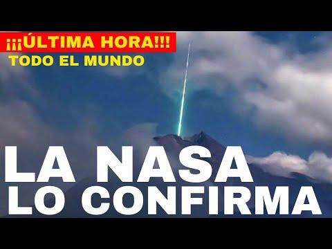ATENCIÓN❗LA NASA CONFIRMA🔴LA TIERRA LO EXPERIMENTARÁ PRONTO