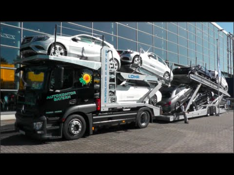 mercedes benz antos car transporter 2015 in detail review. Black Bedroom Furniture Sets. Home Design Ideas