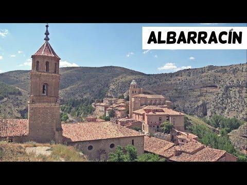ALBARRACÍN: el pueblo más bonito de ESPAÑA | Teruel - Aragón