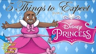5 Things to Expect from a Disney Princess