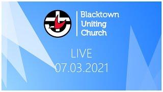 Sunday Worship LIVE 07.03.2021