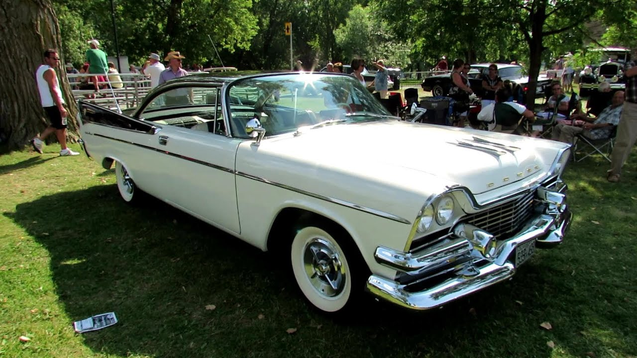 1958 Dodge Coronet Super D500 361 CI, Unrestored | Lot T214 | Indy ...