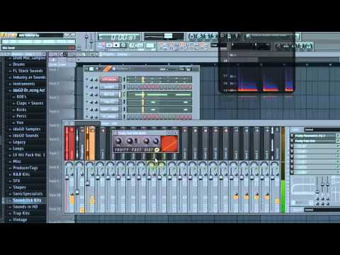 FL Studio: How To Make Your 808 BOOM!