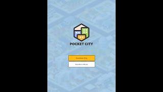 [APP] 手機遊戲 Pocket City gameplay 口袋城市 遊戲影片  (iOS/Android)