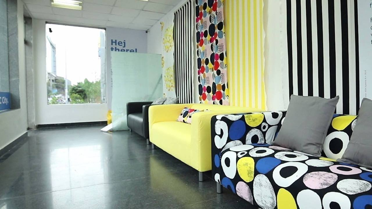 Ikea India Hej Hyderabad Catching A Bus Youtube