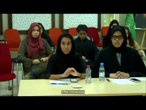Effat University Presentations