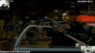 Resident Evil 2 pre remake leon disc B