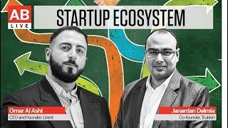 AB Live: UAE's Startup Ecosystem