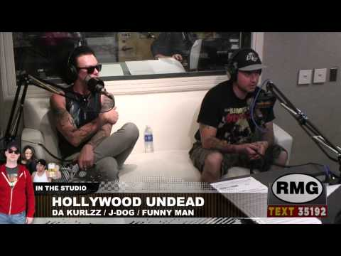 Hollywood Undead: Full Interview