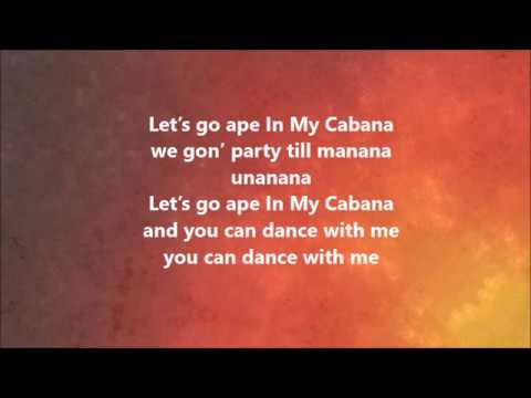 Margaret - In My Cabana (lyrics, tekst)